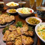 豚ひれ肉のマスタードソース焼き(5人前)