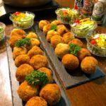 里芋のコロッケ(25個分)