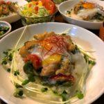鶏肉の味噌煮(丼)6~7人分