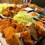 鶏胸肉の大葉梅チーズ