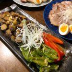 夏野菜の南蛮漬け(ピーマン&ナス)