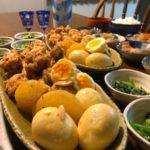 鶏手羽元柚子ポン酢煮